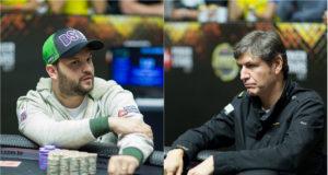 Saulo Sabioni e Francisco Neto - BSOP Millions 2017