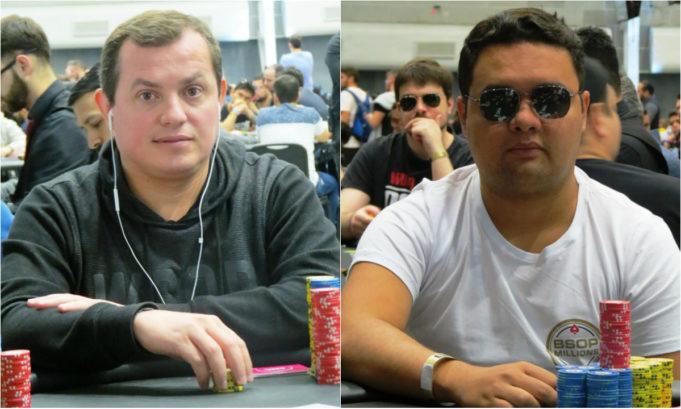 Igor Souto e Felipe Pinheiro - BSOP Millions