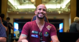 Alexandre Mantovani - WSOP Uruguai