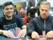 Marcelo Pereira e Conrado Galdino - BSOP Millions