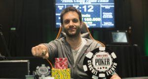 Joaquin Melogno - Campeão Gran Final Millonaria - Enjoy Punta del Este