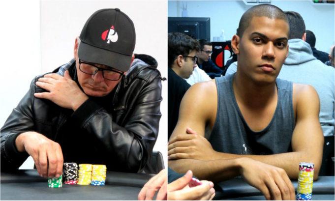 Jorge Campos e André Trindade