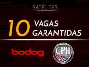 Satélites Bodog para o CPH