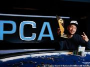 Chino Rheem campeão do Main Event do PCA