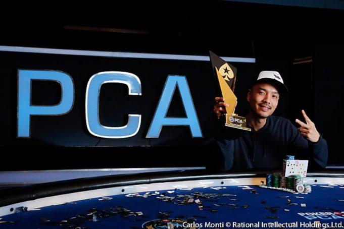 Chino Rheem campeão do Main Event do PCA