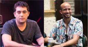 Felipe Brasil e Alexandre Mantovani