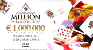 Aconcagua Million Madrid