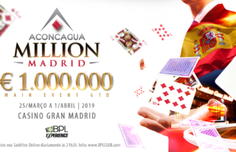 Aconcagua Million Madrid