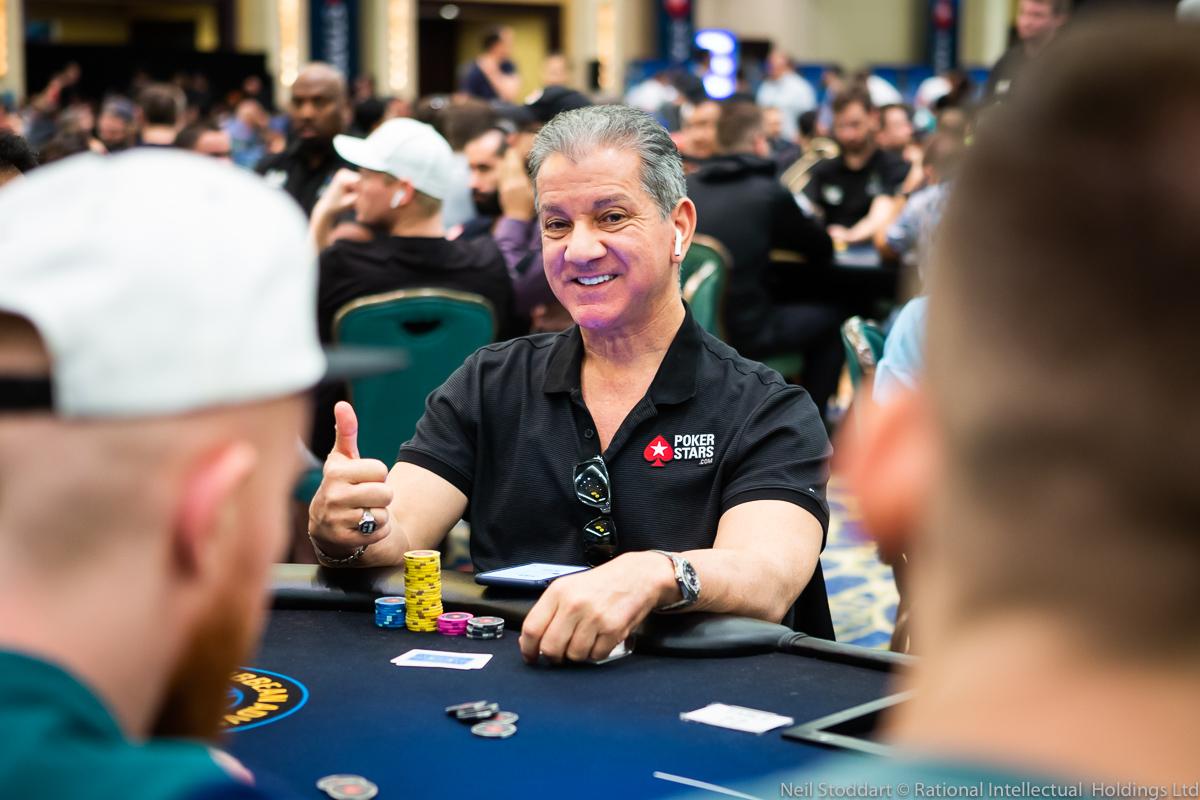 Bruce Buffer - PokerStars Players Championship