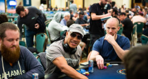 Bill Perkins - PokerStars Players Championship