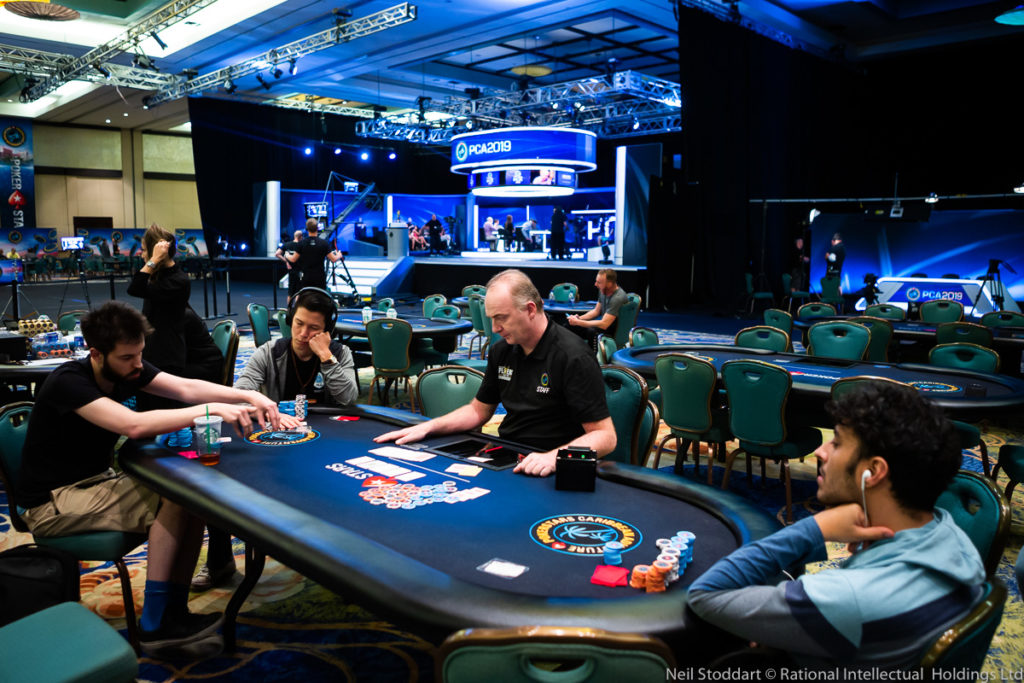 3-Handed do High Roller do PokerStars Caribbean Adventure