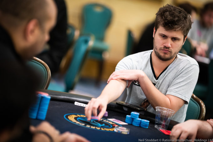 Kelvin Kerber - PokerStars Caribbean Adventure