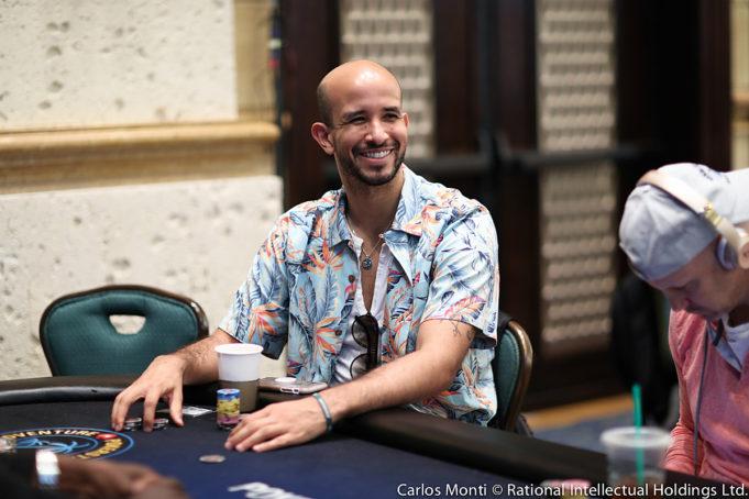 Alexandre Mantovani - PokerStars Caribbean Adventure