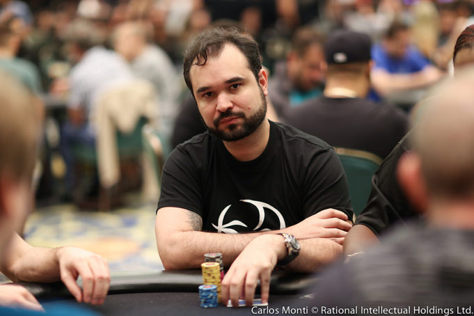 Ariel Bahia - PokerStars Players Championship