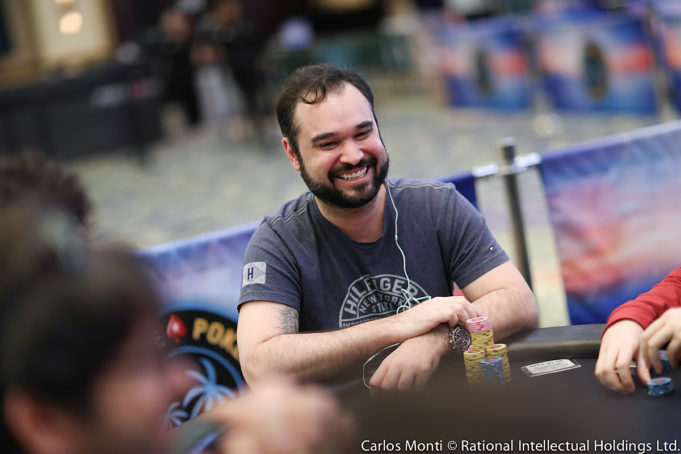 Ariel Bahia - PokerStars Caribbean Adventure