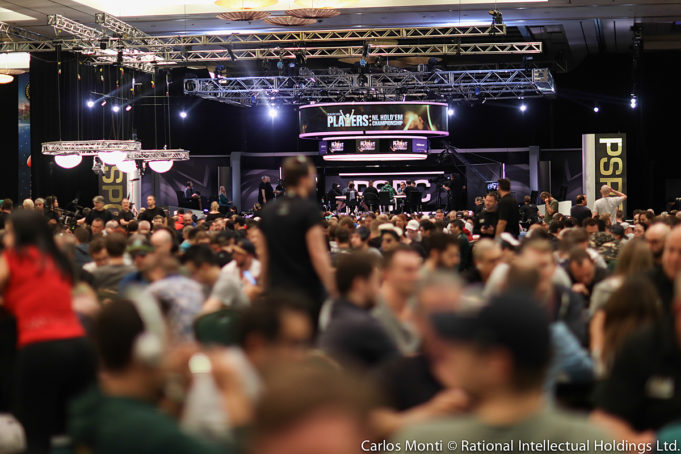 Salão do PokerStars Players Championship