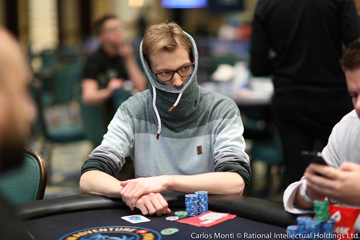 Christoph Vogelsang - PokerStars Players Championship