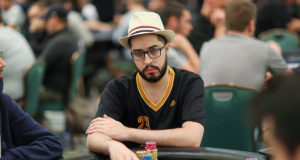 Eder Campana - PokerStars Players Championship