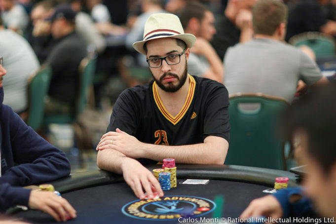 Eder Campana - PokerStars Players Championship