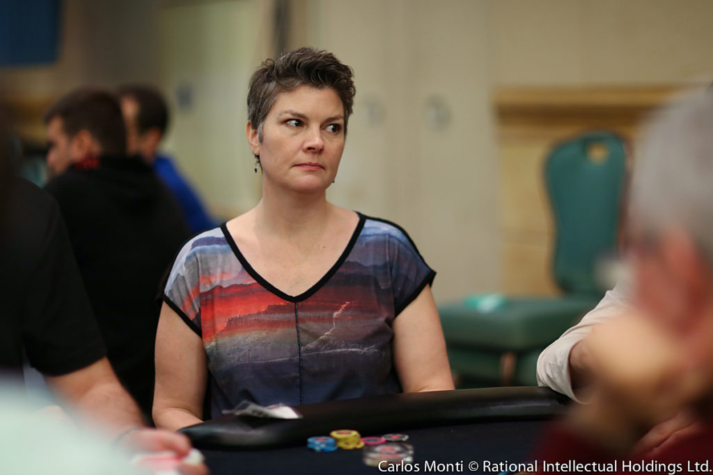Jennifer Carter - PokerStars Players Championship