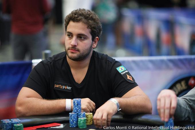 João Simão - PokerStars Caribbean Adventure