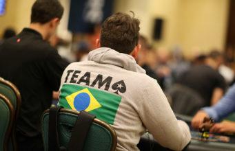 Team Brasil - PokerStars Players Championshipq