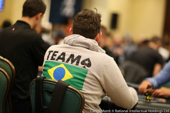 Team Brasil - PokerStars Players Championshipq
