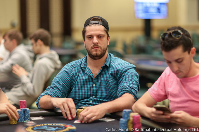 Luiz Duarte - PokerStars Players Championship
