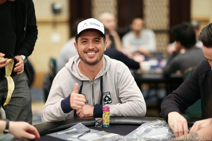 Murilo Figueredo - PokerStars Players Championship