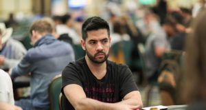 Thiago Decano - PokerStars Players Championship