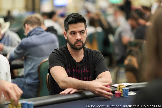 Thiago Decano - PokerStars Players Championship