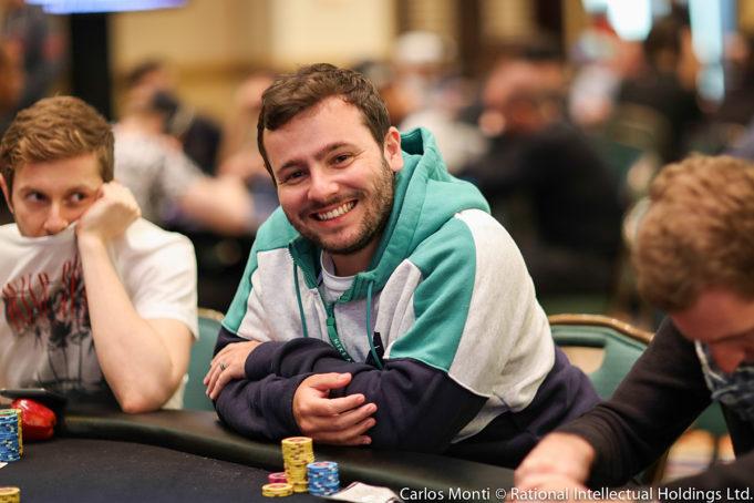 Victor Pedote - PokerStars Players Championship