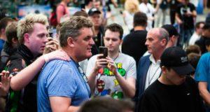 Paul Leckey bolha do PokerStars Players Championship