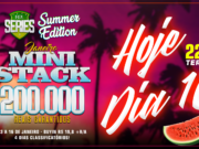 Mini Stack Summer Edition do Brasil Poker Live