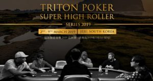Triton Super High Roller Series
