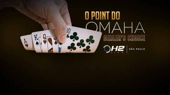 Pot-Limit Omaha no H2 Club