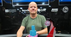 José Carlos Belém - Campeão Super High Roller 1º CPH