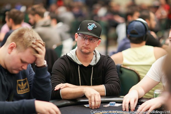 Jeremy Hilsecorp - PokerStars Players Championship