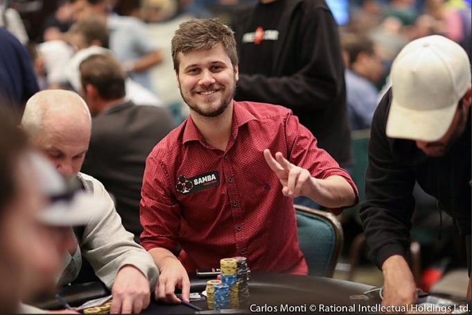 Kelvin Kerber - PokerStars Players Championship