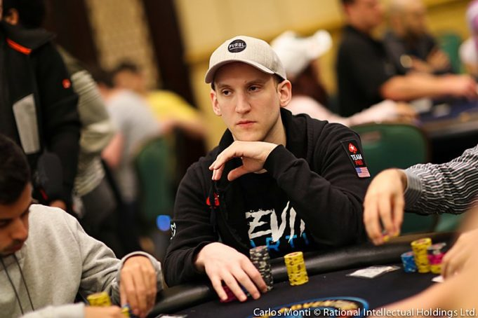 Jason Somerville - PokerStars Players Championship