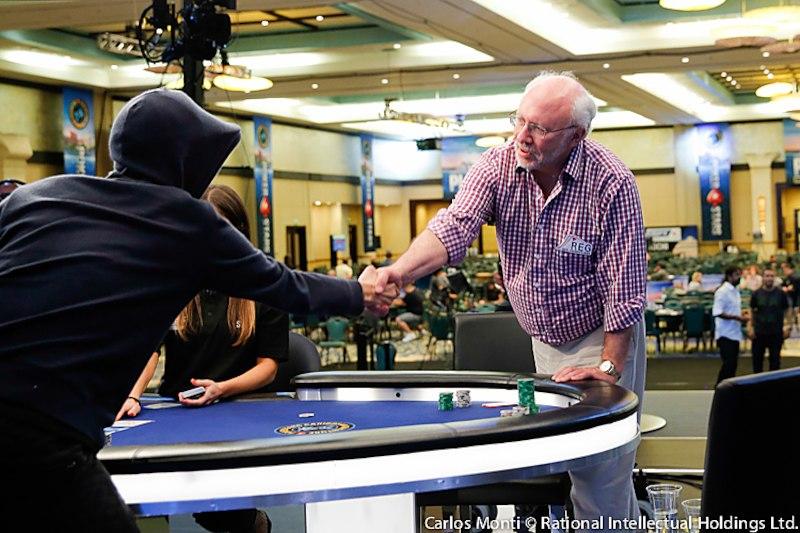 Eliminação de Scott Wellenbach - PokerStars Caribbean Adventure