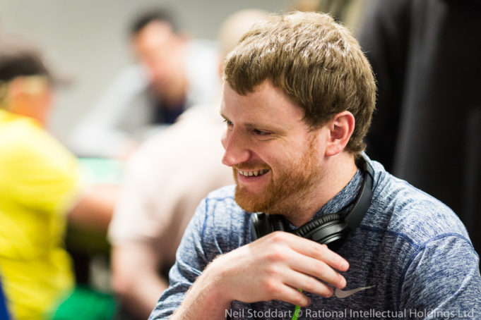 David Peters - PokerStars Players Championship