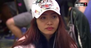 Thi Nguyen - PokerStars Players Championship