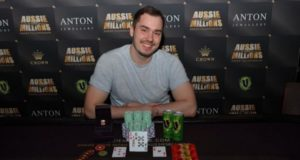 Anton Morgenstern campeão do AU$ 25.000 Pot-Limit Omaha do Aussie Millions