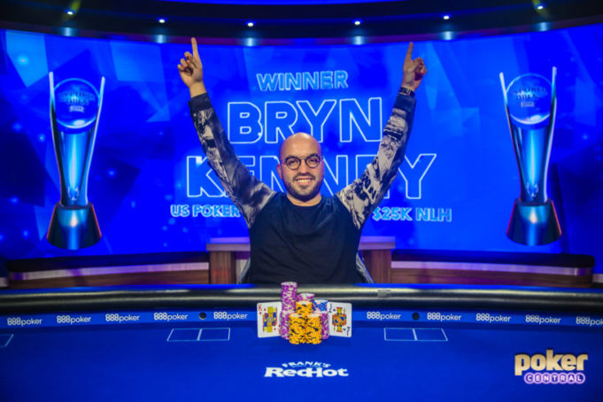 Bryn Kenney campeão do Evento #7 do US Poker Open