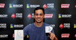 Andres Dos Santos - Campeão 6-Handed Knockout - BSOP Iguazu