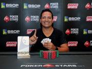 Leandro Brasa - Campeão Dealers Choice - BSOP Iguazu