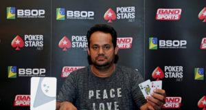 Célio Moraes - Campeão Turbo Knockout - BSOP Iguazu
