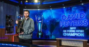 David Peters campeão do Main Event do US Poker Open