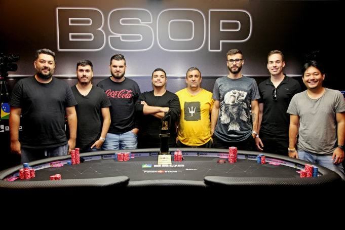 Mesa Final - Main Event BSOP Iguazu